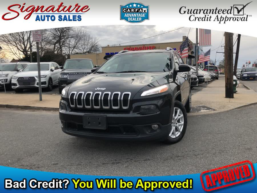 Used 2015 Jeep Cherokee in Franklin Square, New York | Signature Auto Sales. Franklin Square, New York