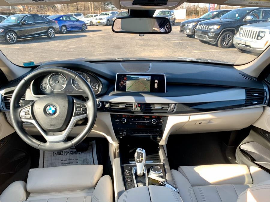 Used BMW X5 AWD 4dr xDrive50i 2015 | Peak Automotive Inc.. Bayshore, New York
