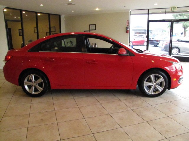 Used Chevrolet Cruze 4dr Sdn Auto 2LT 2015 | Auto Network Group Inc. Placentia, California