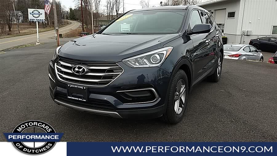 Used 2017 Hyundai Santa Fe Sport in Wappingers Falls, New York | Performance Motorcars Inc. Wappingers Falls, New York