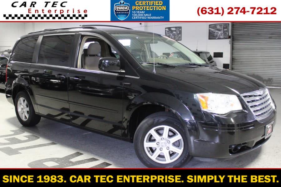 Used Chrysler Town & Country 4dr Wgn Touring 2008 | Car Tec Enterprise Leasing & Sales LLC. Deer Park, New York
