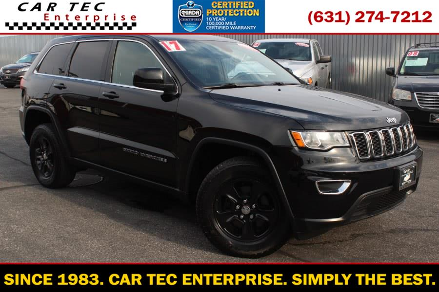 Used 2017 Jeep Grand Cherokee in Deer Park, New York | Car Tec Enterprise Leasing & Sales LLC. Deer Park, New York