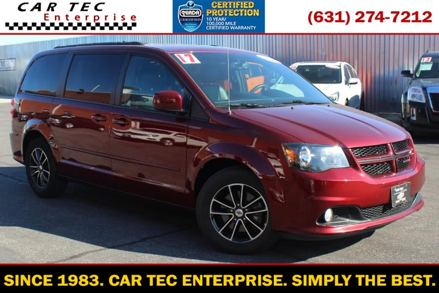 Used 2017 Dodge Grand Caravan in Deer Park, New York | Car Tec Enterprise Leasing & Sales LLC. Deer Park, New York