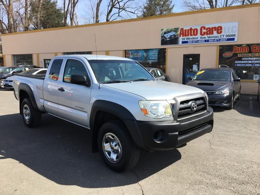 Used Toyota Tacoma 4WD Access V6 AT (Natl) 2008   Auto Care Motors. Vernon , Connecticut