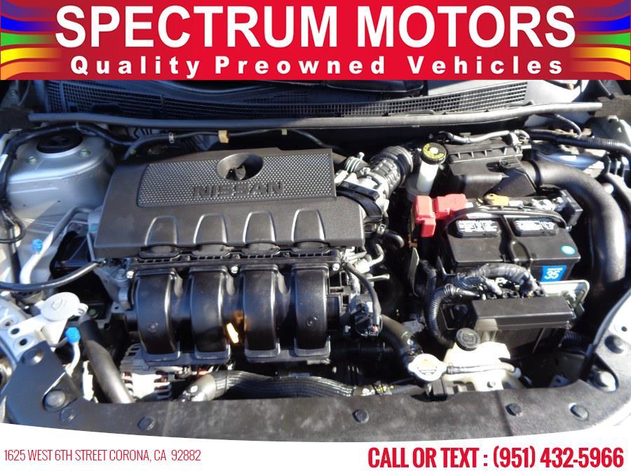 Used Nissan Sentra 4dr Sdn I4 CVT S 2016 | Spectrum Motors. Corona, California