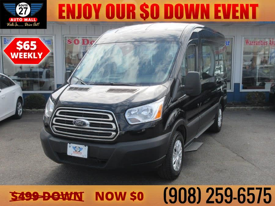 Used 2019 Ford Transit Passenger Wagon in Linden, New Jersey | Route 27 Auto Mall. Linden, New Jersey