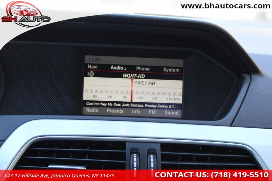 Used Mercedes-Benz C-Class 4dr Sdn C300 Sport 4MATIC 2014 | BH Auto. Jamaica Queens, New York
