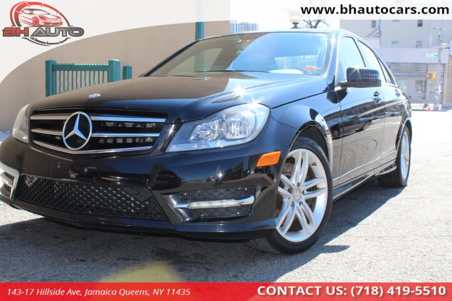 Used 2014 Mercedes-Benz C-Class in Jamaica Queens, New York | BH Auto. Jamaica Queens, New York