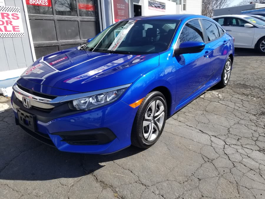 Used 2018 Honda Civic Sedan in Milford, Connecticut | Adonai Auto Sales LLC. Milford, Connecticut