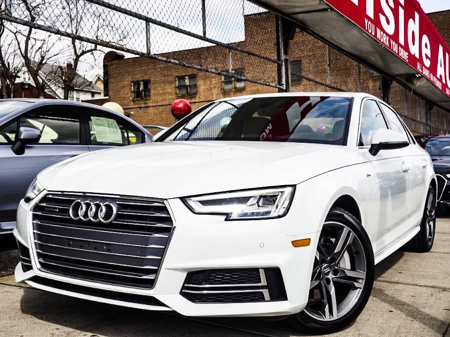 Used Audi A4 2.0 TFSI Auto Premium Plus quattro AWD 2017 | Hillside Auto Mall Inc.. Jamaica, New York