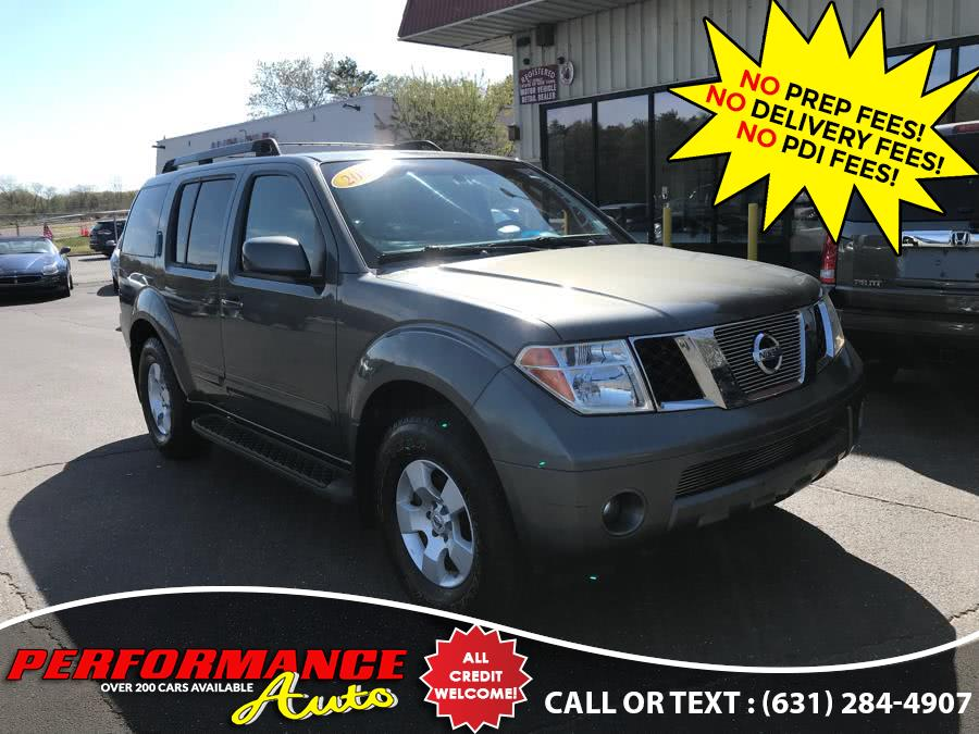 2006 Nissan Pathfinder SE 4WD, available for sale in Bohemia, NY