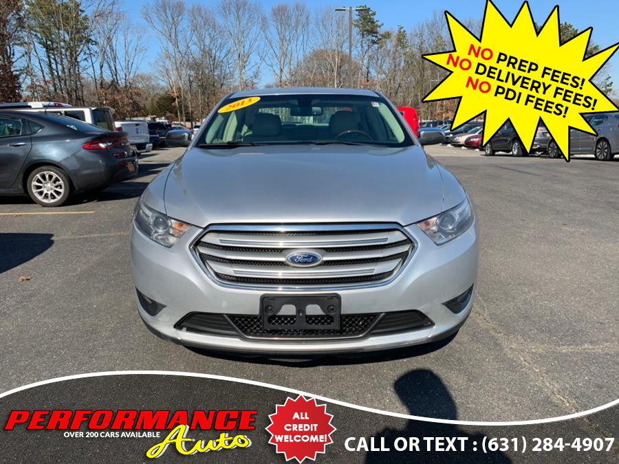 Used Ford Taurus 4dr Sdn Limited FWD 2013 | Performance Auto Inc. Bohemia, New York