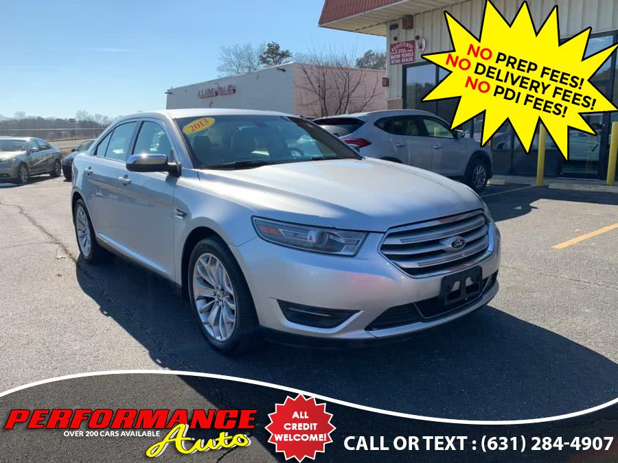 Used 2013 Ford Taurus in Bohemia, New York | Performance Auto Inc. Bohemia, New York