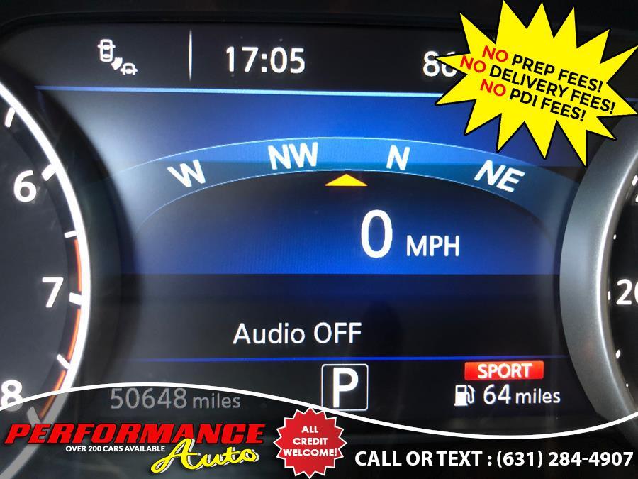 Used Nissan Maxima 4dr Sdn 3.5 SL 2016 | Performance Auto Inc. Bohemia, New York