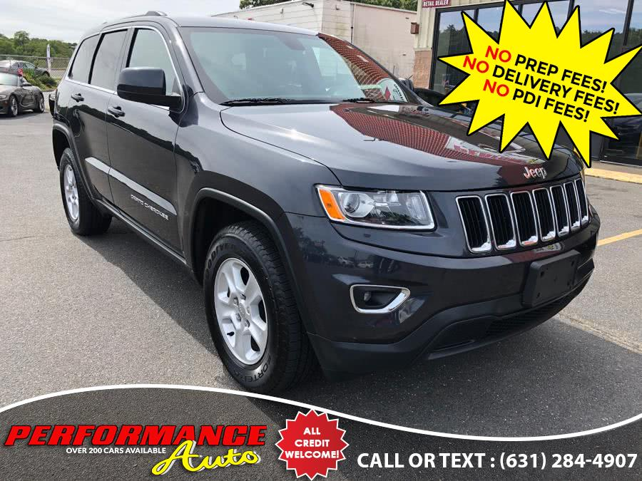 Used 2015 Jeep Grand Cherokee in Bohemia, New York | Performance Auto Inc. Bohemia, New York