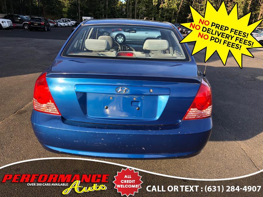Used Hyundai Elantra 4dr Sdn GLS Auto 2006 | Performance Auto Inc. Bohemia, New York