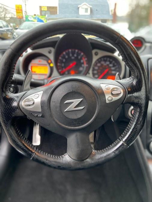 Used Nissan 370Z 2dr Cpe Auto 2012   White Glove Auto Leasing Inc. Huntington, New York