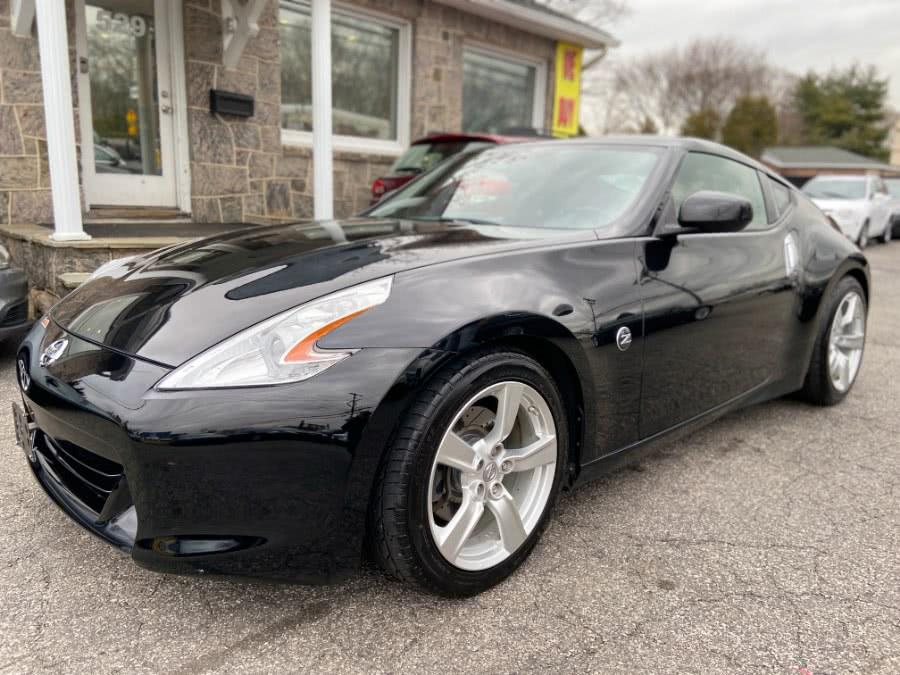Used Nissan 370Z 2dr Cpe Auto 2012 | White Glove Auto Leasing Inc. Huntington, New York