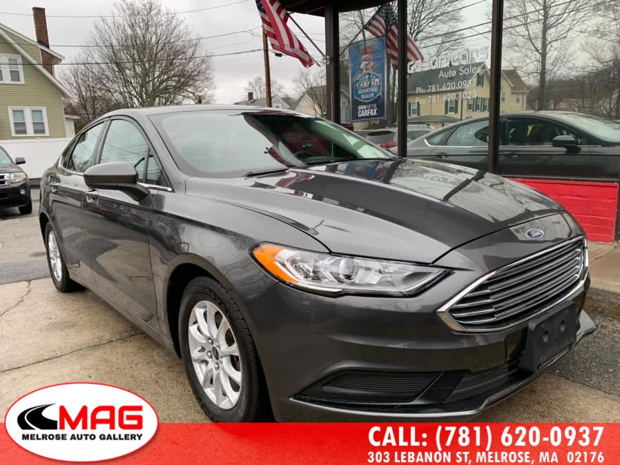 Used 2017 Ford Fusion in Melrose, Massachusetts | Melrose Auto Gallery. Melrose, Massachusetts