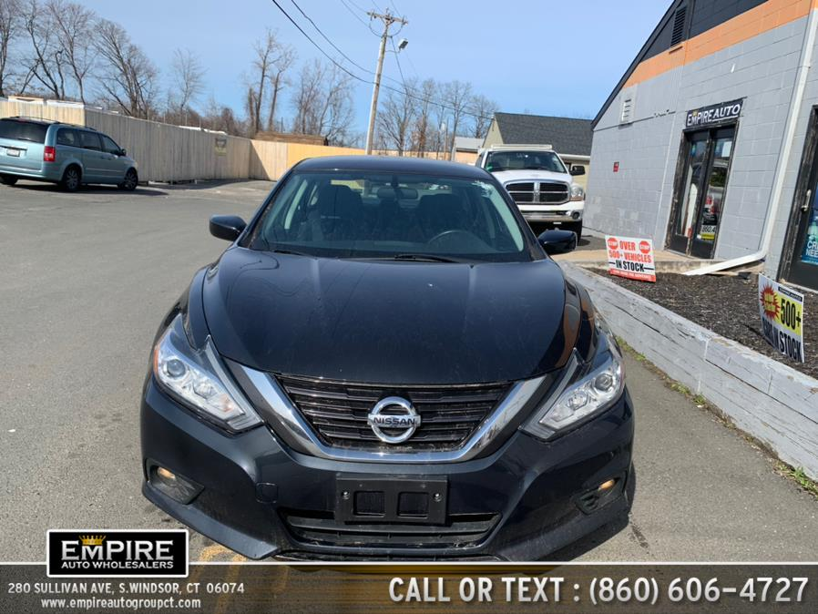 Used Nissan Altima 4dr Sdn I4 2.5 SV 2016 | Empire Auto Wholesalers. S.Windsor, Connecticut