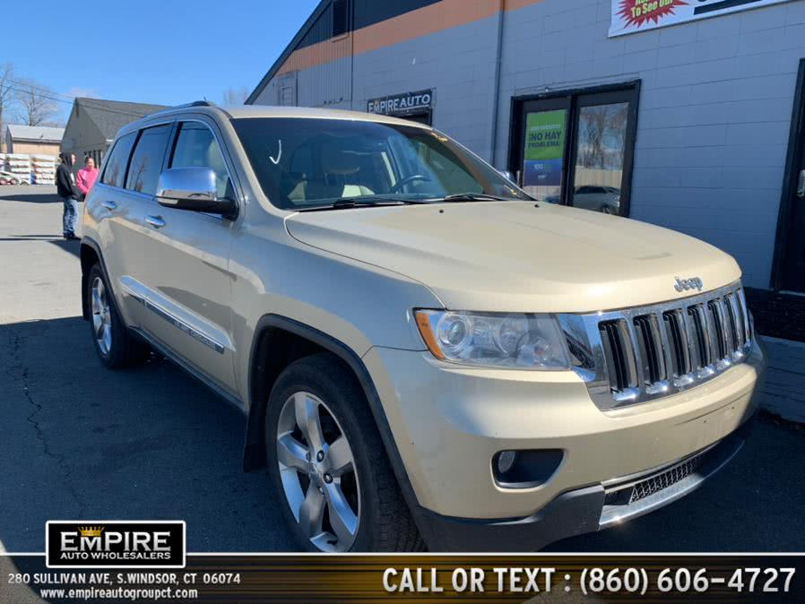 Used 2011 Jeep Grand Cherokee in S.Windsor, Connecticut | Empire Auto Wholesalers. S.Windsor, Connecticut