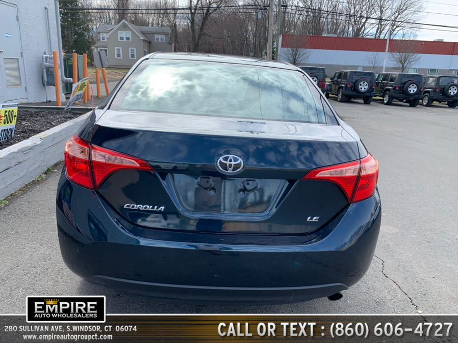 Used Toyota Corolla LE 2017 | Empire Auto Wholesalers. S.Windsor, Connecticut