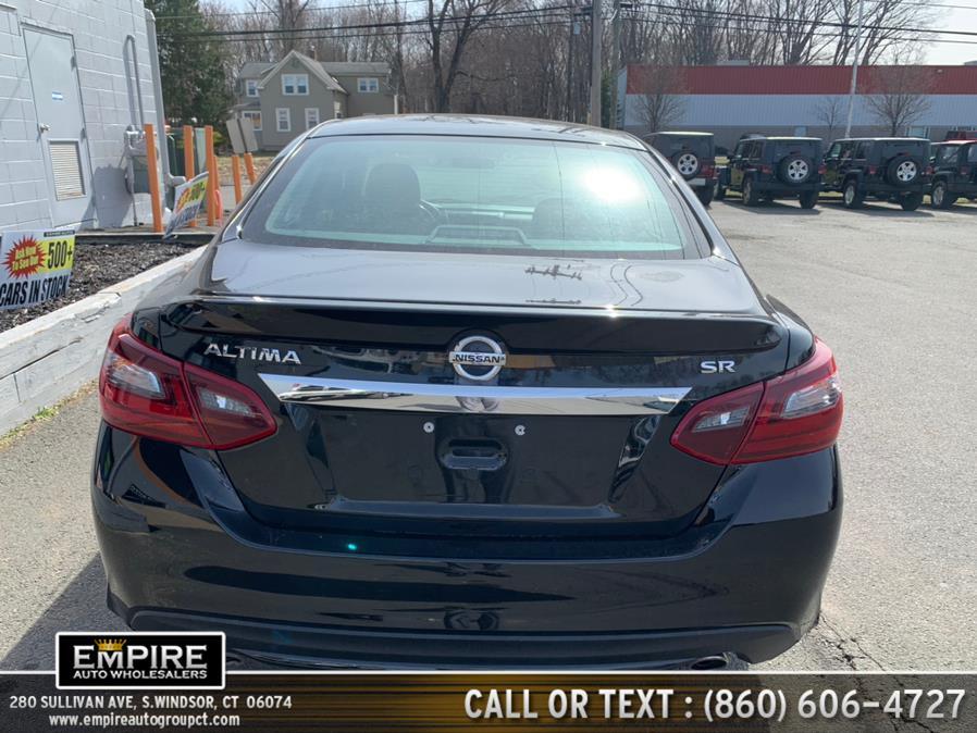 Used Nissan Altima 2.5 SV Sedan 2017 | Empire Auto Wholesalers. S.Windsor, Connecticut