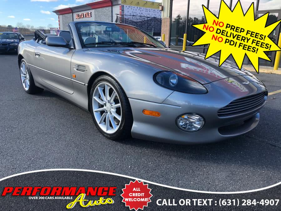 Used 2000 Aston Martin DB7 in Bohemia, New York | Performance Auto Inc. Bohemia, New York