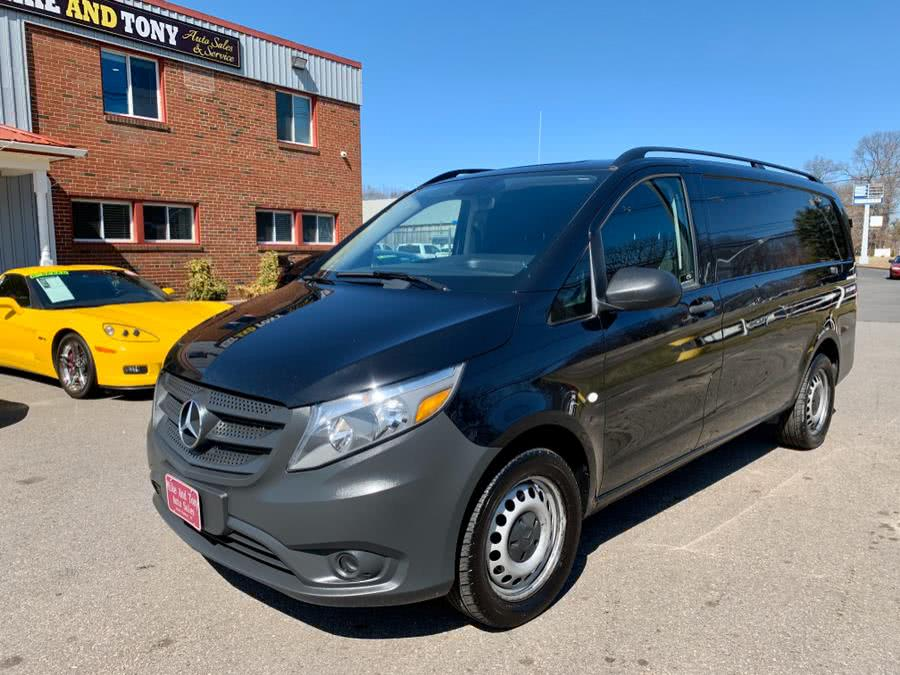"""Used Mercedes-Benz Metris Cargo Van RWD 126"""" 2016   Mike And Tony Auto Sales, Inc. South Windsor, Connecticut"""