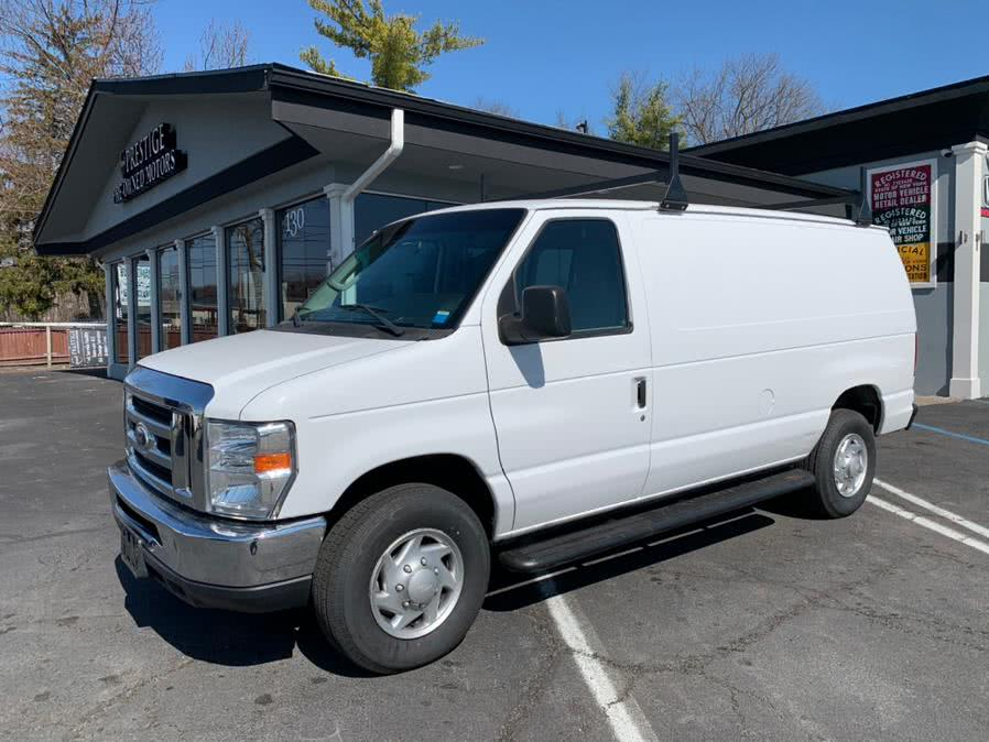 Used Ford Econoline Cargo Van E-250 Commercial 2014 | Prestige Pre-Owned Motors Inc. New Windsor, New York