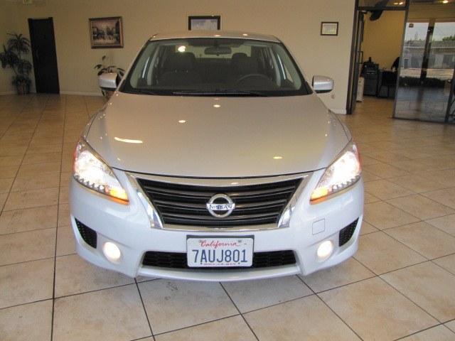 Used Nissan Sentra 4dr Sdn I4 CVT SR 2013 | Auto Network Group Inc. Placentia, California