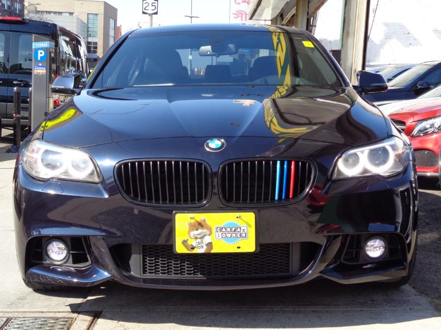 Used BMW 535i xDrive AWD //M Sport Heads-Up Display Harman kardon Sound Navigation Camera XM //M 2014 | Top Speed Motors LLC. Jamaica, New York
