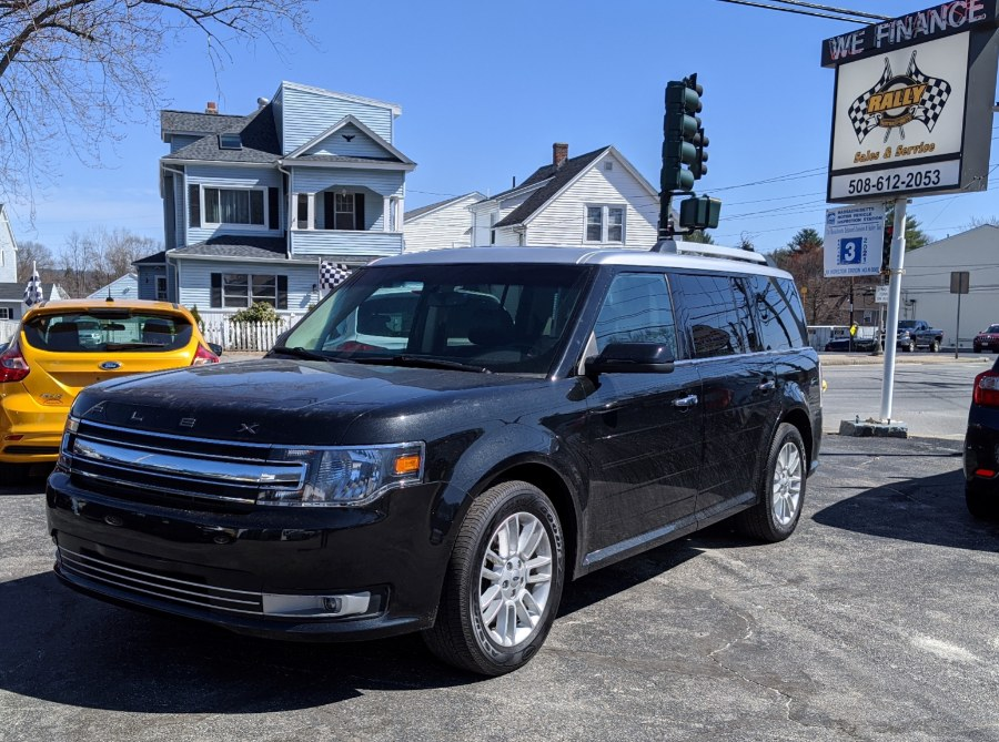 Used Ford Flex 4dr SEL AWD 2015 | Rally Motor Sports. Worcester, Massachusetts