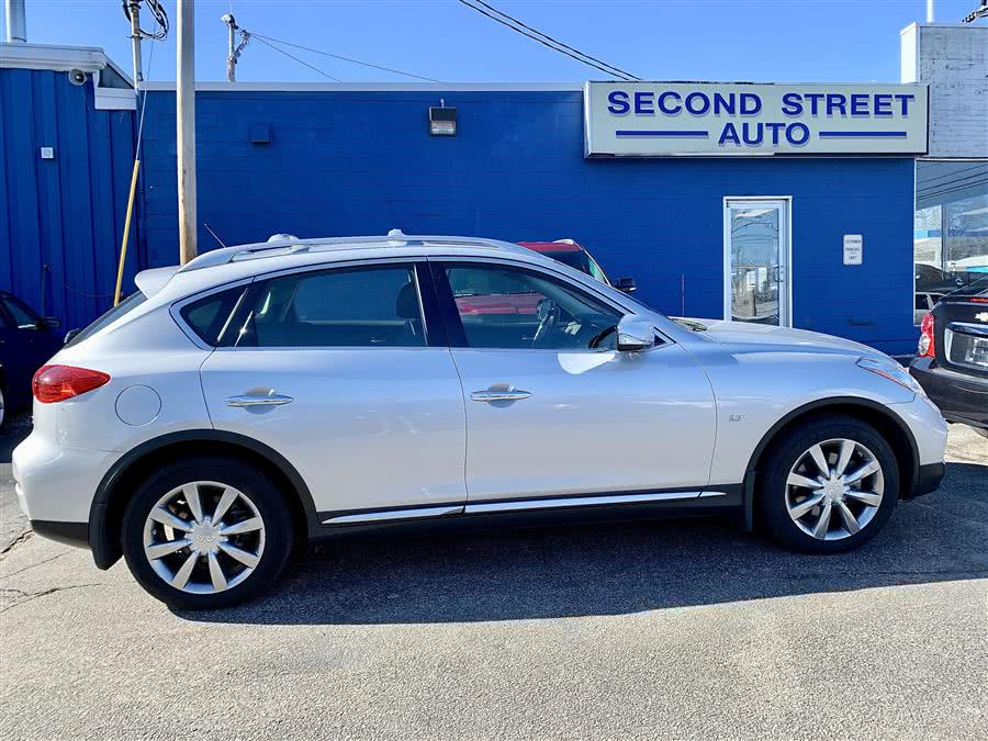 Used 2016 Infiniti Qx50 in Manchester, New Hampshire | Second Street Auto Sales Inc. Manchester, New Hampshire
