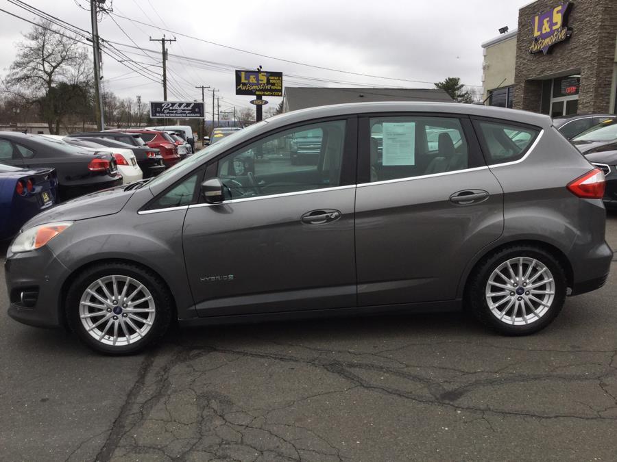 Used Ford C-Max Hybrid 5dr HB SEL 2013 | L&S Automotive LLC. Plantsville, Connecticut