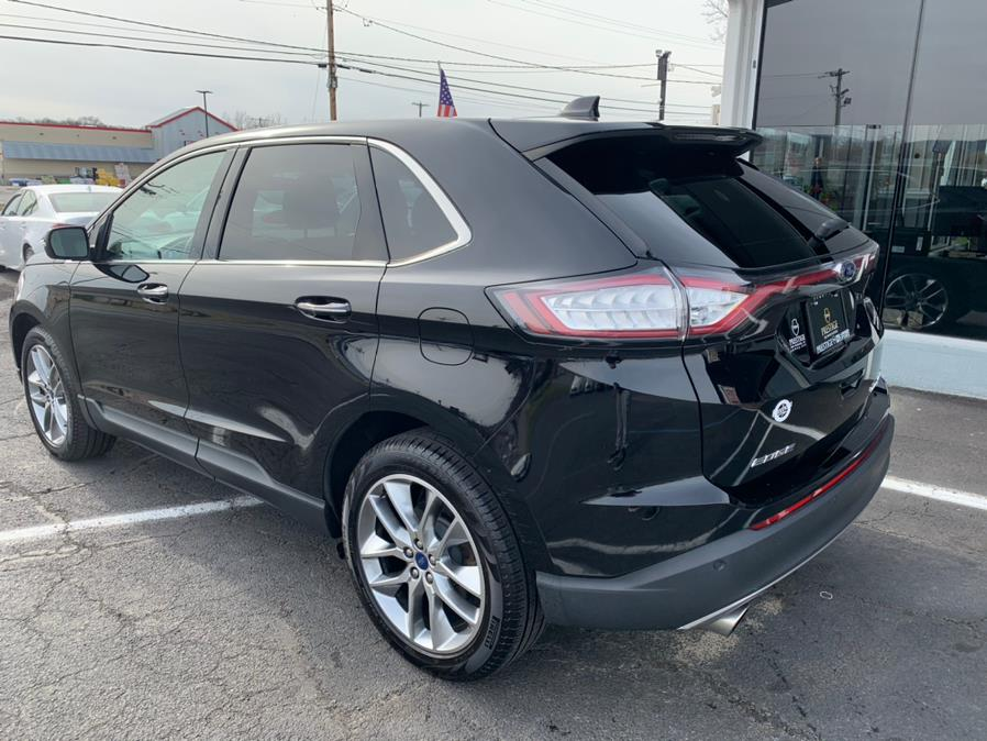 Used Ford Edge Titanium AWD 2017 | Prestige Pre-Owned Motors Inc. New Windsor, New York