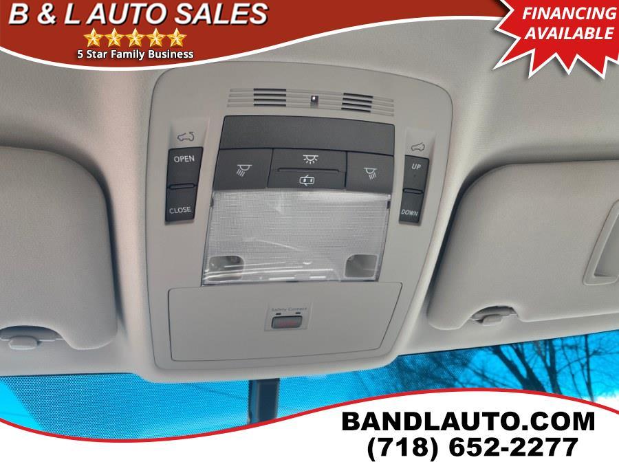 Used Lexus RX 350 AWD 4dr 2014   B & L Auto Sales LLC. Bronx, New York