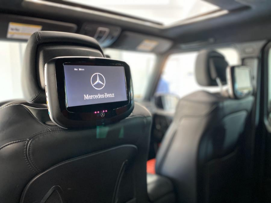 Used Mercedes-Benz G-Class 4MATIC 4dr G 63 AMG 2015 | Luxury Motor Club. Franklin Square, New York