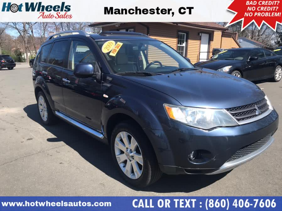 Used 2009 Mitsubishi Outlander in Manchester, Connecticut | Hot Wheels Auto Sales LLC. Manchester, Connecticut