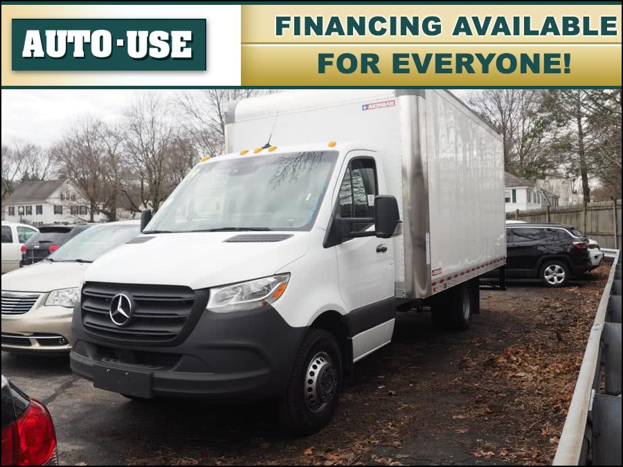 Used Mercedes-benz Sprinter Cab Chassis 3500XD 2019 | Autouse. Andover, Massachusetts