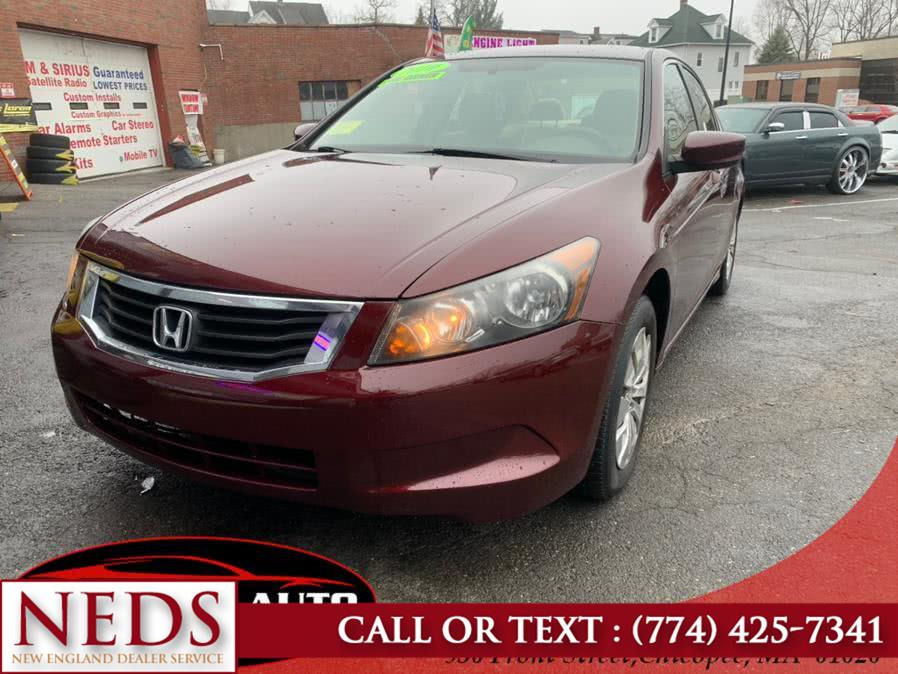 Used 2010 Honda Accord Sdn in Indian Orchard, Massachusetts | New England Dealer Services. Indian Orchard, Massachusetts