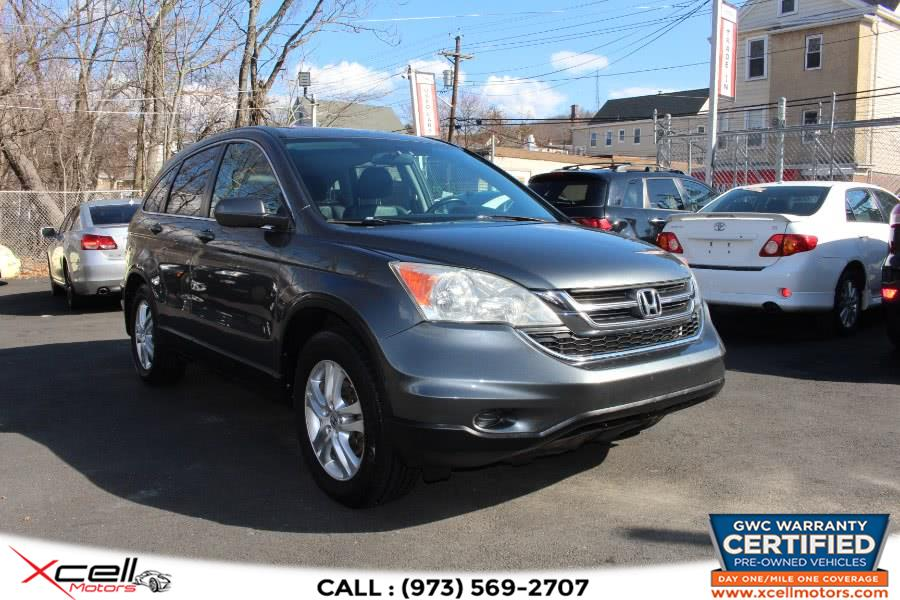 Used 2010 Honda CR-V in Paterson, New Jersey | Xcell Motors LLC. Paterson, New Jersey