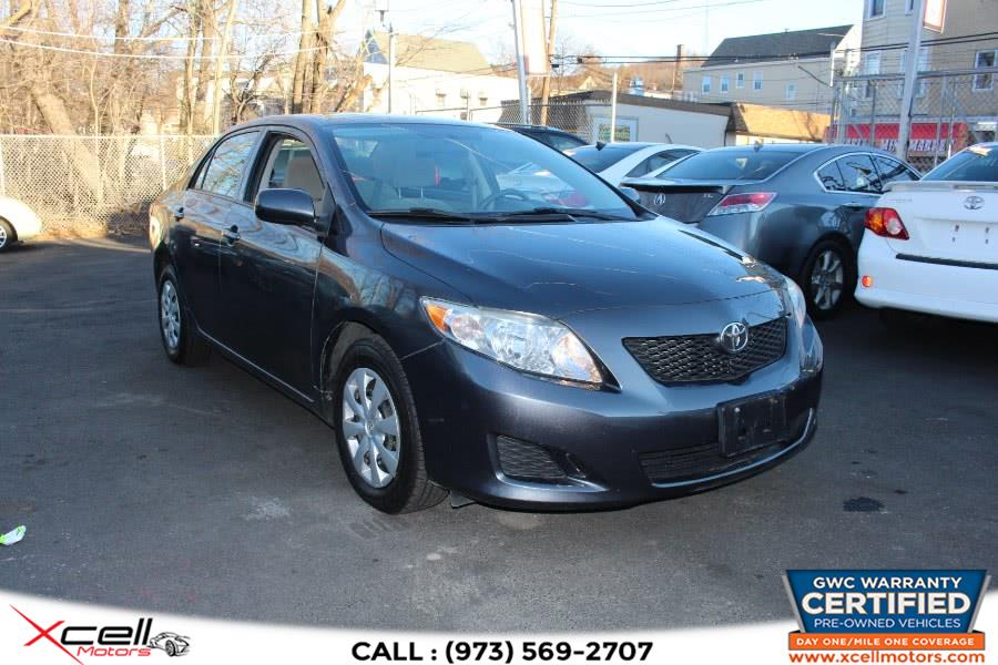 Used 2010 Toyota Corolla in Paterson, New Jersey | Xcell Motors LLC. Paterson, New Jersey