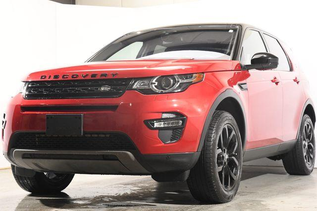 The 2017 Land Rover Discovery Sport HSE Lux photos