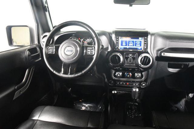 2012 Jeep Wrangler Sahara photo