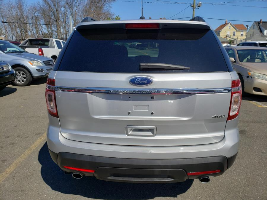 Used Ford Explorer 4WD 4dr Base 2015 | Victoria Preowned Autos Inc. Little Ferry, New Jersey