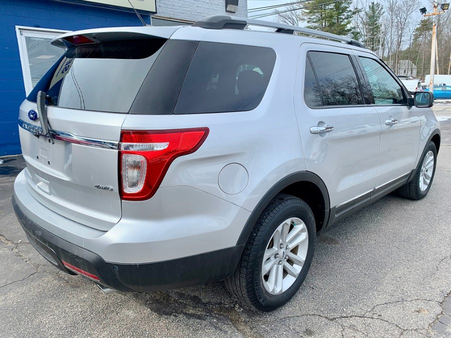 Used Ford Explorer XLT 2012 | Second Street Auto Sales Inc. Manchester, New Hampshire