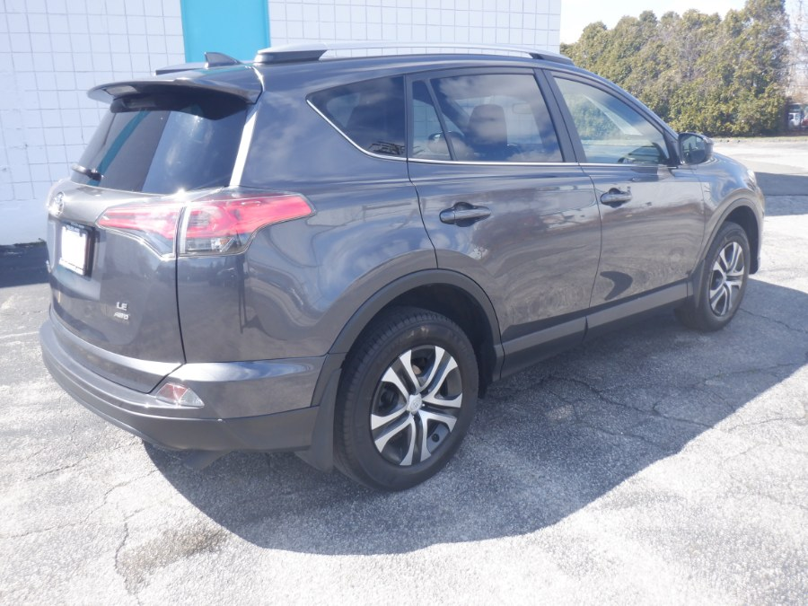 Used Toyota RAV4 LE AWD (Natl) 2017 | Dealertown Auto Wholesalers. Milford, Connecticut