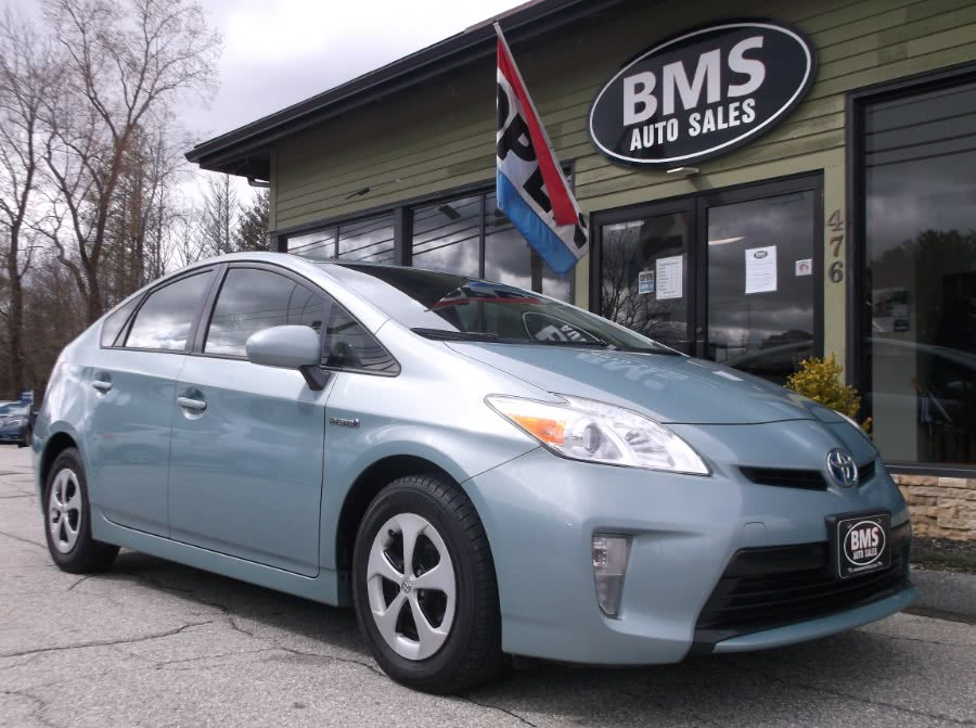 Used 2014 Toyota Prius in Brooklyn, Connecticut | Brooklyn Motor Sports Inc. Brooklyn, Connecticut
