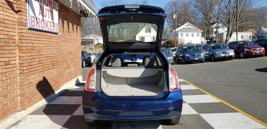 Used Toyota Prius 5dr HB Three 2013   National Auto Brokers, Inc.. Waterbury, Connecticut